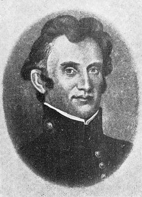 1833 Photograph - William Beaumont by Library Of Congress