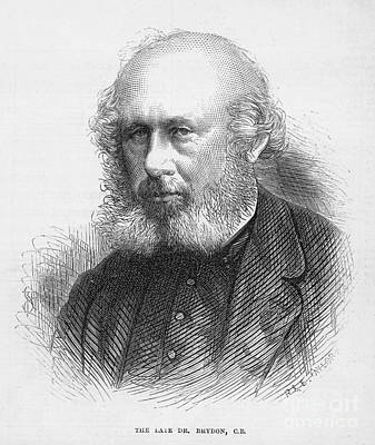 William Brydon (1811-1873) Art Print by Granger