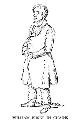 William Burke (1792-1829) Art Print