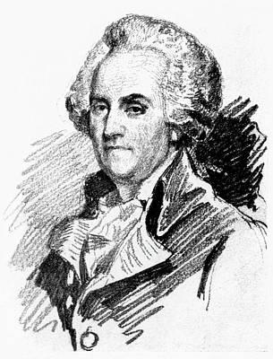 William Franklin (1731-1813) Art Print