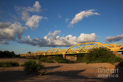 Photograph - William H. Murray Bridge by Jim McCain