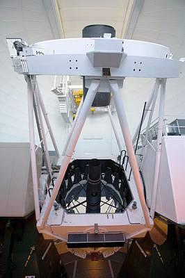 William Herschel Telescope Art Print by Adam Hart-davis/science Photo Library