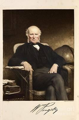 Biface Photograph - William Pengelly, British Geologist by Paul D. Stewart