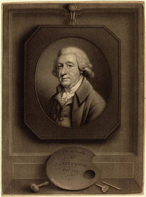 William Pether British, Probably 1731 - 1821 Art Print by Quint Lox