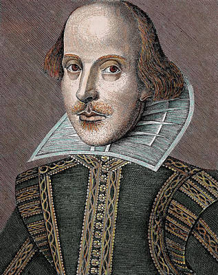 Balding Photograph - William Shakespeare (stratford-on-avon by Prisma Archivo