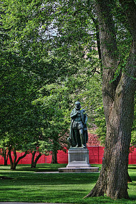 Photograph - William The Silent by Allen Beatty