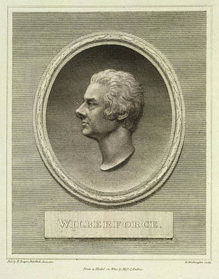 Abolition Photograph - William Wilberforce by British Library