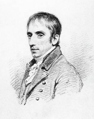 Drawing - William Wordsworth (1770-1850) by Granger