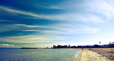 Photograph - Williamstown Beach by Yew Kwang