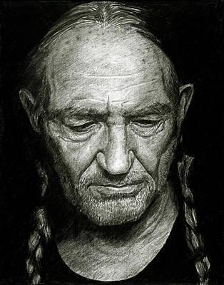 Willie Art Print