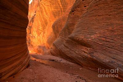 Photograph - Willis Creek Narrows by Adam Jewell