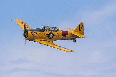 Photograph - Willow Run Air Show 842 by John McGraw