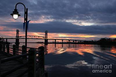 Photograph - Wilmington Water View by Geri Glavis