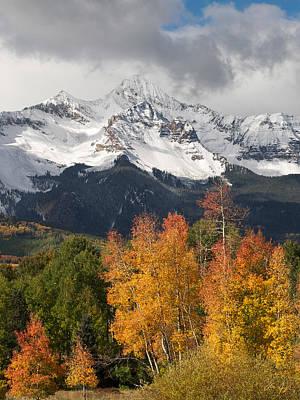 Photograph - Wilson Peak Colorado by Aaron Spong