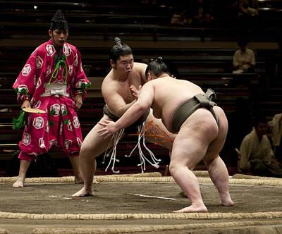 Photograph - Win Or Lose by Masami Iida