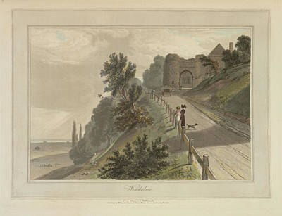 Winchelsea Art Print by British Library