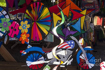 Toy Shop Photograph - Wind Art by Bob Phillips