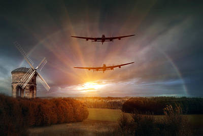 Canadian Heritage Photograph - Wind Beneath My Wings by Jason Green