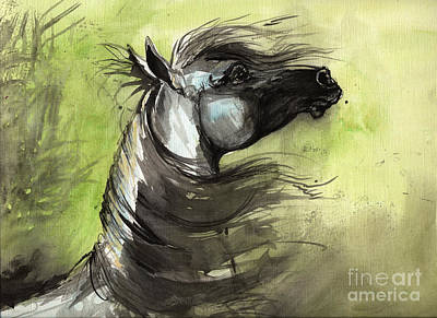 Wind In The Mane 3 Original by Angel  Tarantella