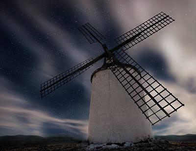 Netherlands Landscape Photograph - Wind Star by Martin Zalba