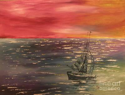 Forecast Painting - Windbreaker by PainterArtist FIN