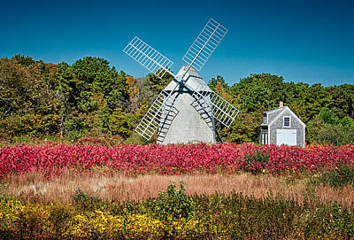 Photograph - Windmill 1 by Fred LeBlanc