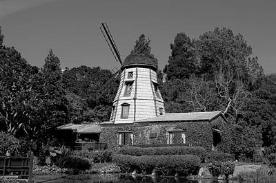 Photograph - Windmill 3 by Richard J Cassato