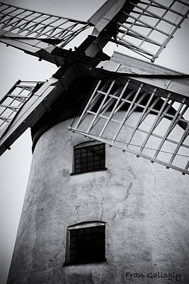 Photograph - Windmill by Fran Gallogly