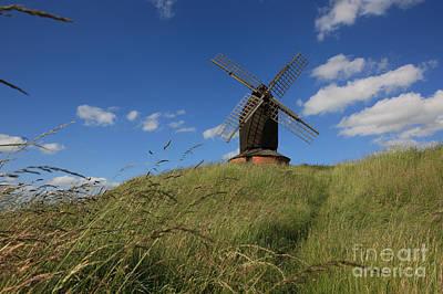 Windmill On The Hill Original