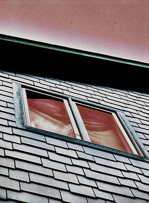 Photograph - Window Above by Stephanie Grooms