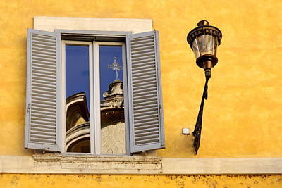 Photograph - Window And Light by Caroline Stella