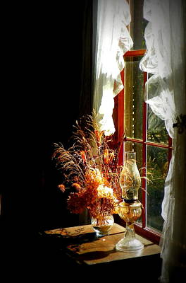 Photograph - Window And Sunshine 1 by Sheri McLeroy
