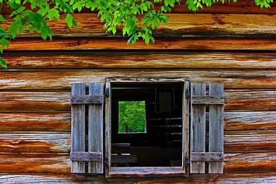 Window Andrew Jackson State Park Original