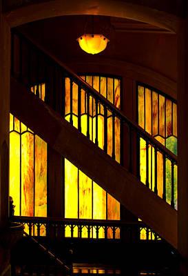 Window Art Art Print by Dale Stillman