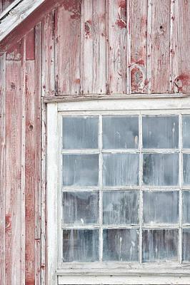 Window Art Print by Cora Niele