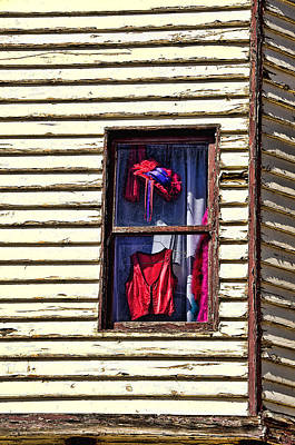 Photograph - Window Display by Maria Coulson