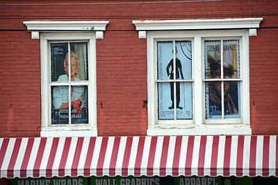 Photograph - Window Dressing by John Schneider