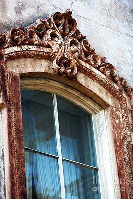 Photograph - Window Frame by John Rizzuto