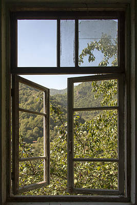 Photograph - Window by Gouzel -