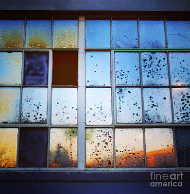 Painting - Oily Window by Gregory Dyer