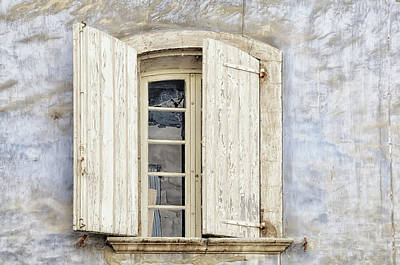 Window IIi Art Print by Cora Niele