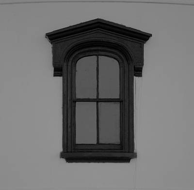 Photograph - Window In B And W by Caroline Stella