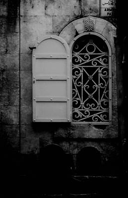 Photograph - Window In Israel by Doc Braham