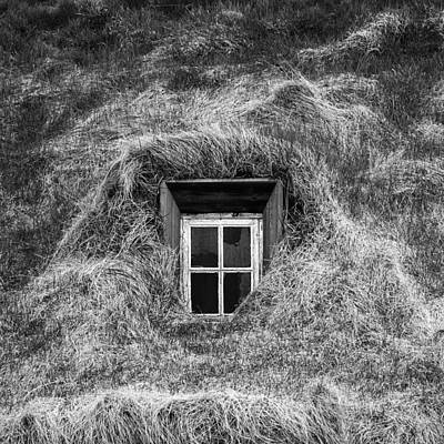 Photograph - Window In Nature by Frodi Brinks