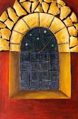 Painting - Window by Margarita Gokun