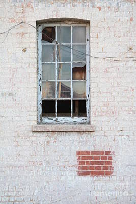 Photograph - Interesting Window by Nareeta Martin