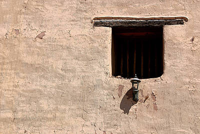 Zuni Photograph - Window Of God by Joe Kozlowski
