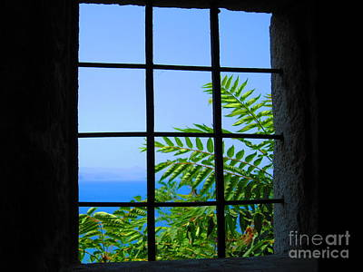 Peace Photograph - Window Of Hope by Andreas Thust