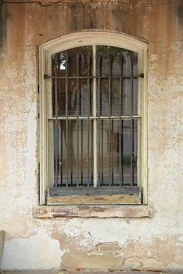 Photograph - Window On Savannah by R B Harper