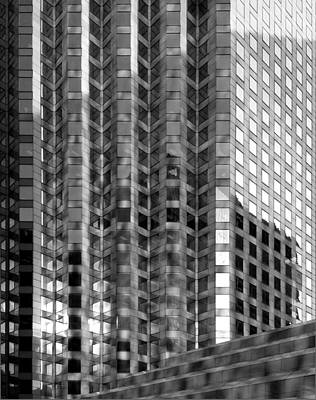 Photograph - Window Patterns by Dwight Theall